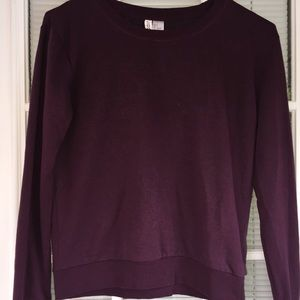 H&M Divided Pull Over Top